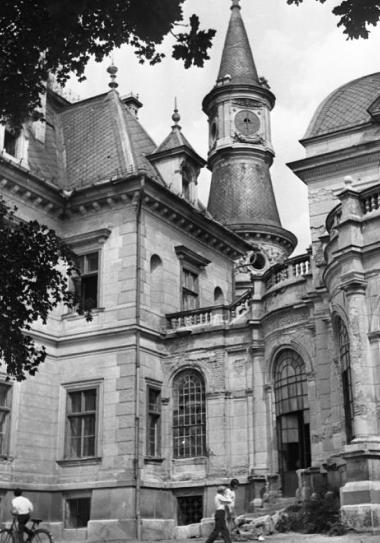 Schossberger kastély