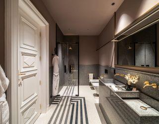 Turai Kastély fürdőszoba
