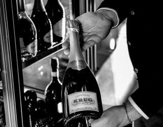 Krug pezsgő